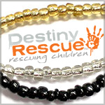Destiny Rescue Single Strand Necklaces