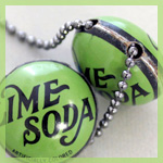 Bottle Cap Beads