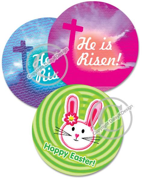 Hoppy Easter Bottle Cap Images For Easter Kids Crafts And