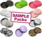 Sample Multi-Pack 2 Sided Bottle Caps