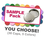 Sample -You Choose 5 different colors