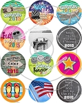 Bottle Cap Images -Summer Camp 2015