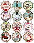 Bottle Cap Images - Christmas Express