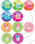Bottle Cap Images -Hoppy Easter