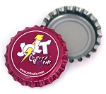 Vintage Bottle Caps, Jolt - Cherry Bomb
