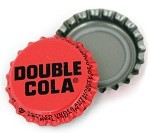 Vintage Bottle Caps, Double Cola