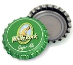 Vintage Bottle Caps, White Rock Ginger Ale