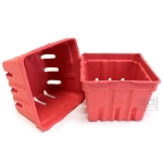 Berry Baskets -Red 10pc