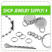 Bottle Cap Jewelry Supply