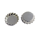 Mini Chrome Bottle Caps