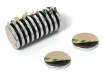 1/2 x 1/16 Self Adhesive Disc Magnets