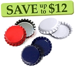 4th of July Bottle Cap Combo Pack