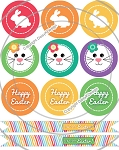 Bottle Cap Images -Easter Fun