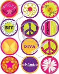 Bottle Cap Images - Funky Tween