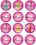 Bottle Cap Images - Princess