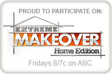 Bottle Cap Co. and Extreme Makeover Home Edition