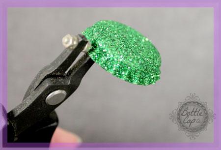 Metal Punch for making bottle cap necklace pendants.