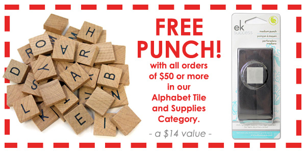 Wood Alphabet Tiles For Scrabble Tile Jewelry And Crafts