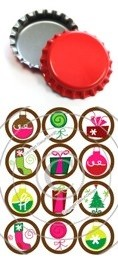 Sample -Funky Christmas Images Package
