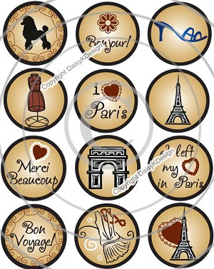 Bottle Cap Images - Frenchy French